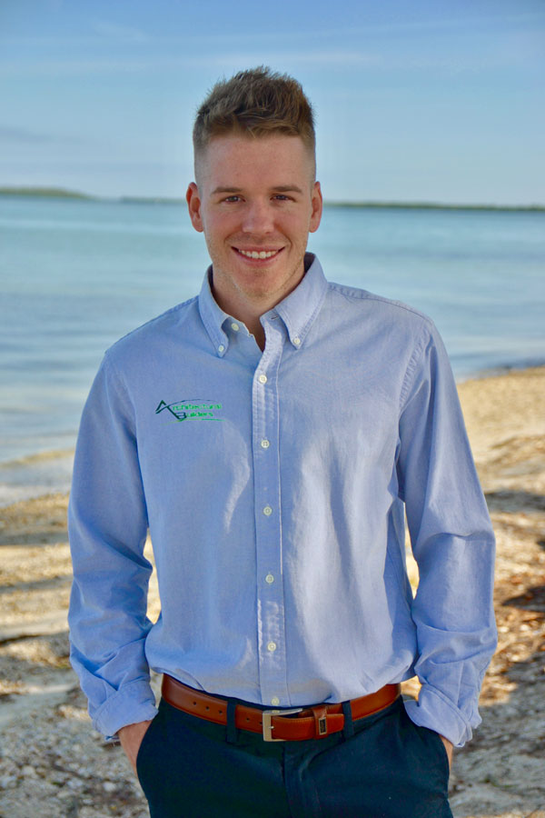 Grant Gunder - Office Manager